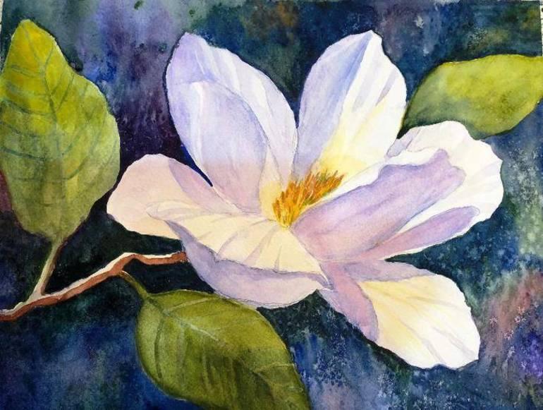 """Magnolia"" by Christine Calandra"