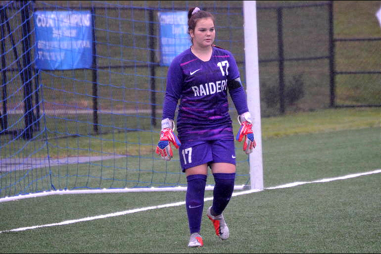 Scotch Plains-Fanwood goalkeeper Maya Kessler held opponents scoreless for the third straight game.