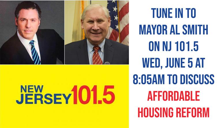 Mayor Al Smith on NJ101.5 with Bill Spadea.png