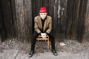 """My God""- James Mastro Releases Divine Debut Single"