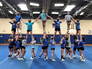 Something to Cheer About: Mahopac Cheerleaders Back on The Sidelines