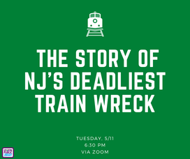 May at the Union Public Library:  NJ's Deadliest Train Crash, Gardening, Career Advice, Colored Pencil Flowers and More