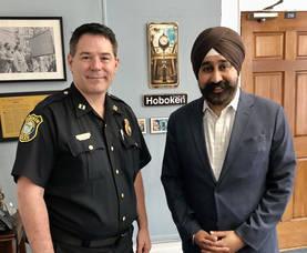 LoBue Named Acting Hoboken Police Chief Following Ferrante's Departure