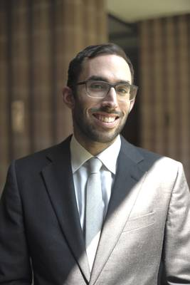 Livingston's Temple B'nai Abraham to Install Max Edwards as Assistant Rabbi on Oct. 29