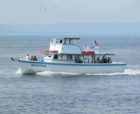 Red Bank Maritime Heritage Association – Come Aboard for a Bird Watching Cruise