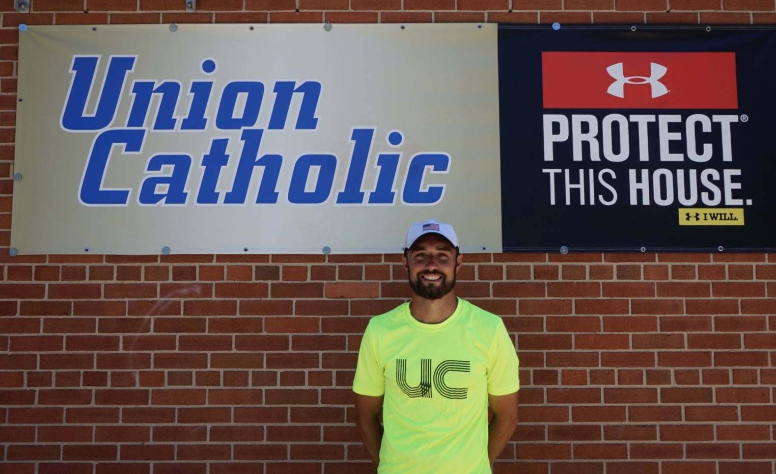 Union Catholic's Mike McCabe Named One of NJ's Most Influential People in HS Sports