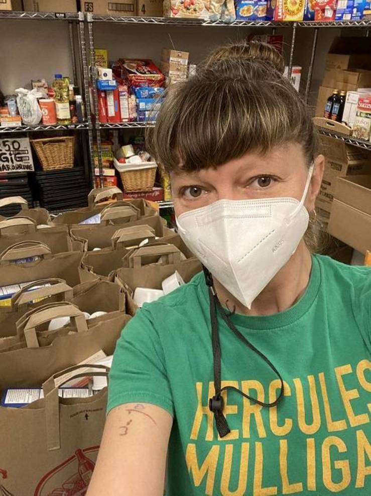 Middlesex College Pantry Working to Meet Needs of Students During Pandemic