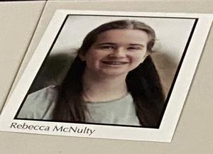 Rebecca McNulty - Newton High School Theater Senior Spotlight Part 5