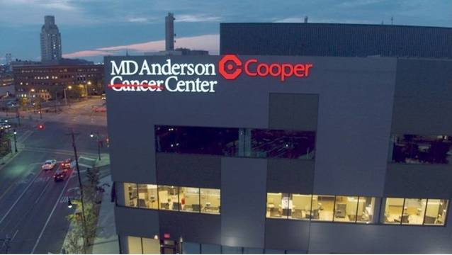 Top story 7240d06fb490bdcc5397 md anderson cancer center at cooper    exterior shot