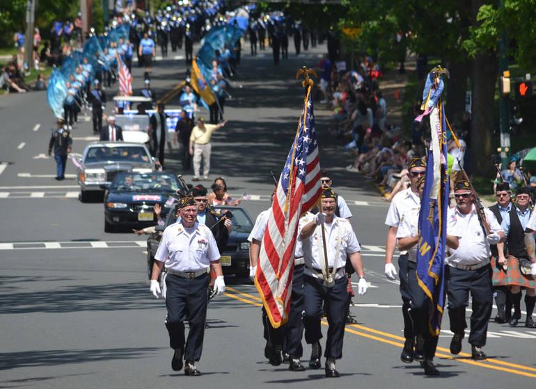 Scotch Plains-Fanwood Memorial Day