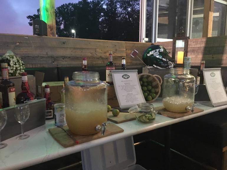 MetLife Margarita Station