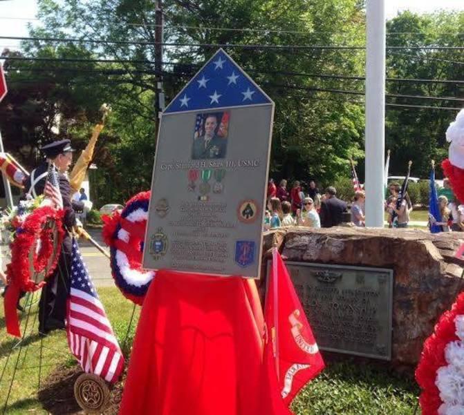 Honoring Capt. Shaw