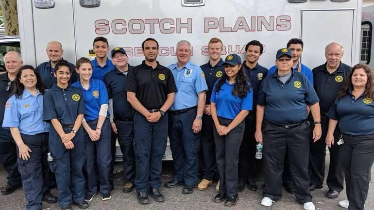 Scotch Plains Rescue Squad