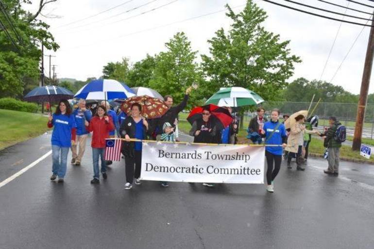 Memorial Day, Bernards Township Democratic Committee
