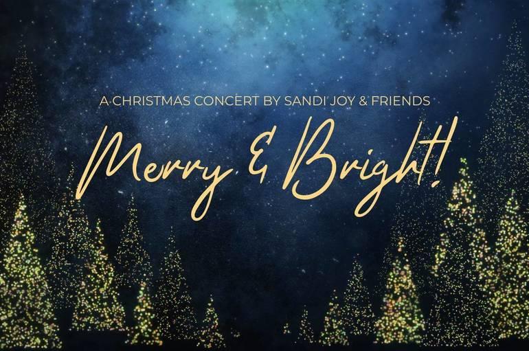 """Merry & Bright"" Christmas Concert at Community Church, Short Hills"
