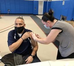 vaccine Hoboken