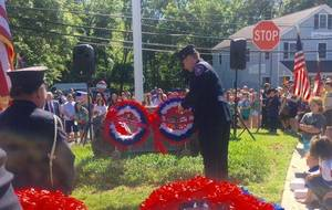 Memorial Day 2019 in Liberty Corner