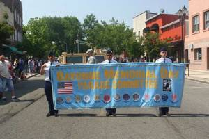 Not on My Watch: Davis Steps in to Help Save Memorial Day Parade