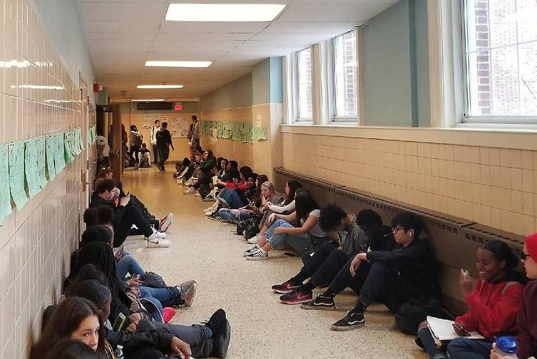 MHS student sit in.jpg