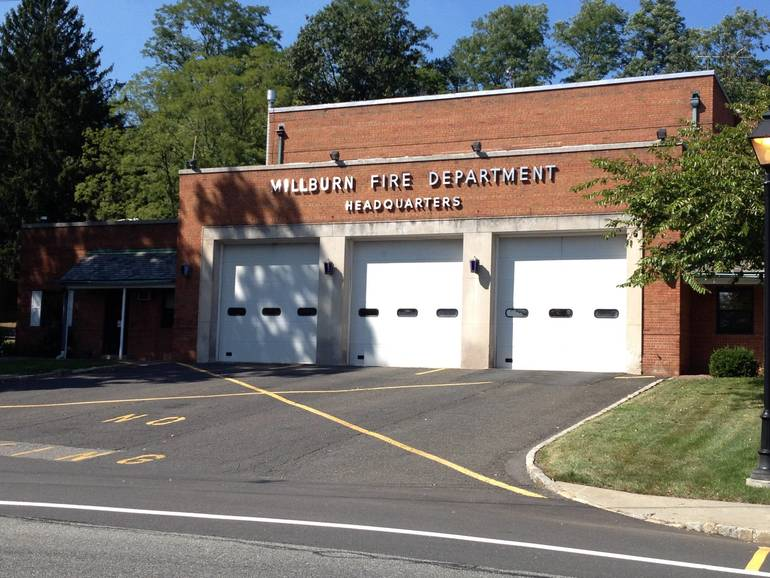 Millburn Fire Department Receives Coveted ISO Class 3 ...