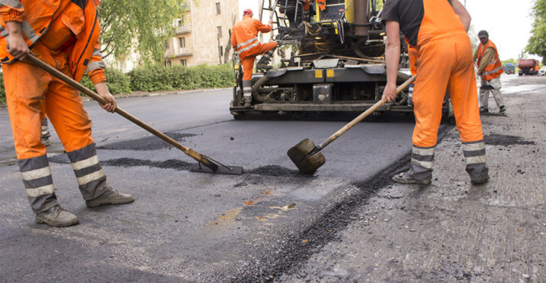 Milling and Paving to Begin in April in Florham Park