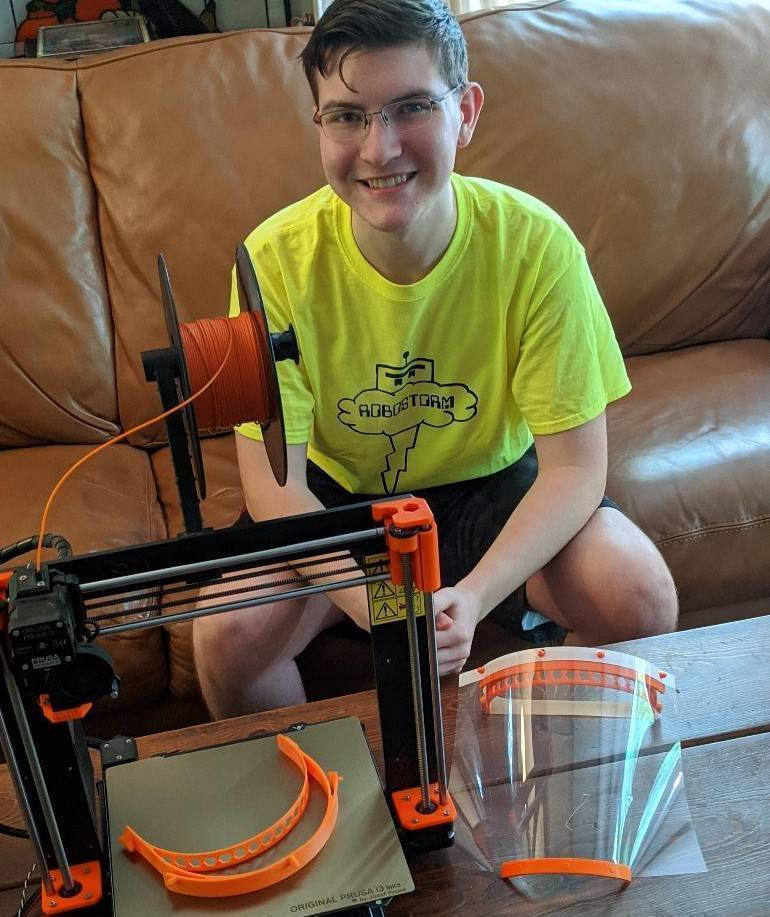 Hunterdon 4-H Helps Hundreds Deal With Covid-19