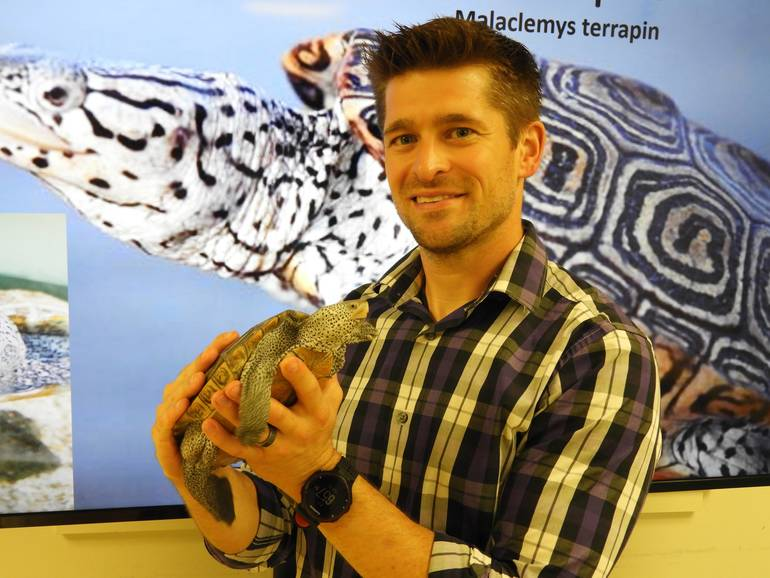 Michael Haughwout, Rumson Fair Haven High School Science Teacher, Project Terrapin.jpg