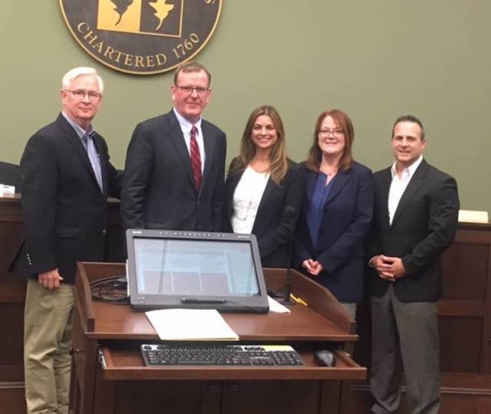 Somerset County Business Partnership CEO and Bernards Twp. Committee