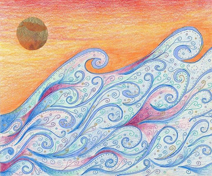 Time to Recharge, Rejuvenate: It's Mindful Monday at Serenity by the Sea Too