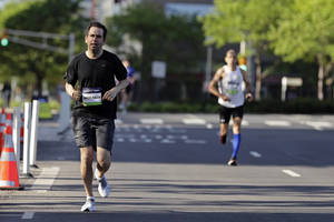 NYRR Newport Mile Brings Runners Back to Streets of Jersey City