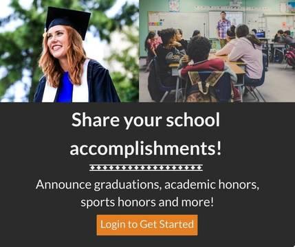 Top story 2ba4113972126cb6c899 milestones school annoucements