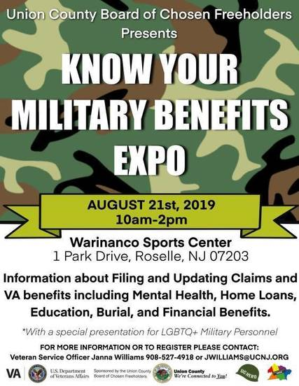 """Military Veterans and Families Invited to Free """"Know Your"""