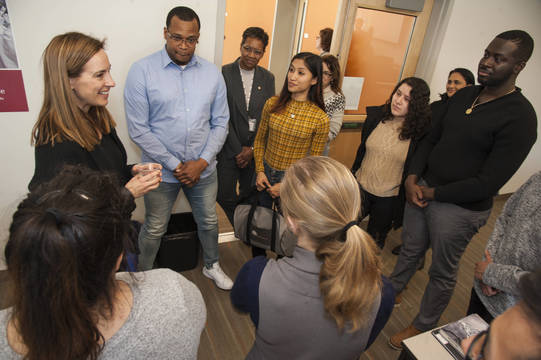 Top story 691d30ba056f7241f152 mikie sherrill visits studentleaders