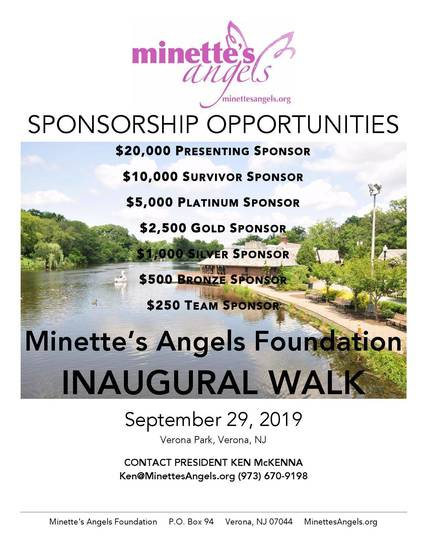 Top story e6995460bb8f099bceeb minette s angels foundation inaugural walk sponsorship opportunities