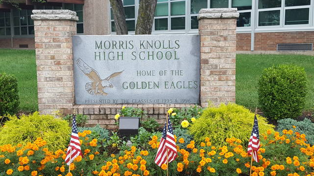 Top story 2a40b685bfa5886db940 mkhs sign.home of the golden eagles