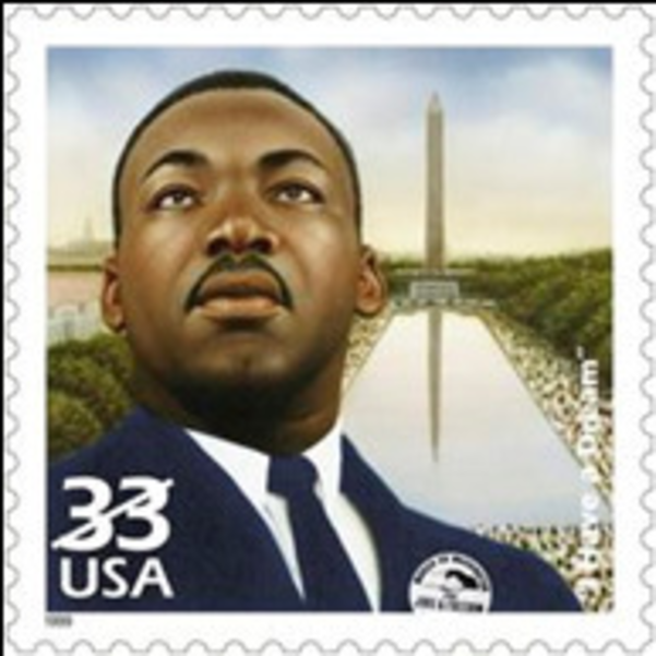 United States Post Offices Observing Martin Luther King Jr. Holiday