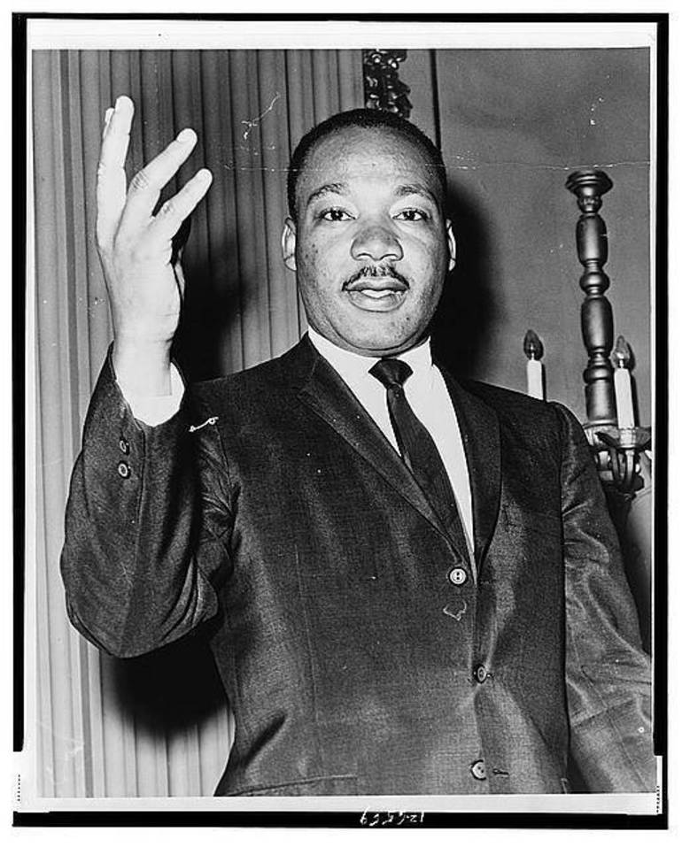 Red Bank Offices, Federal Buildings Closed for Martin Luther King, Jr. Remembrance