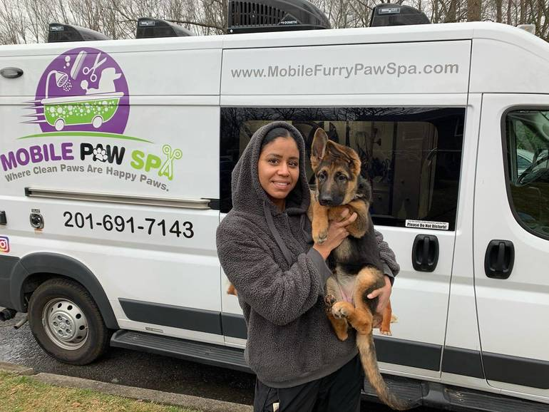 Mobile Paw Spa from Mobile Paw Spa.jpg