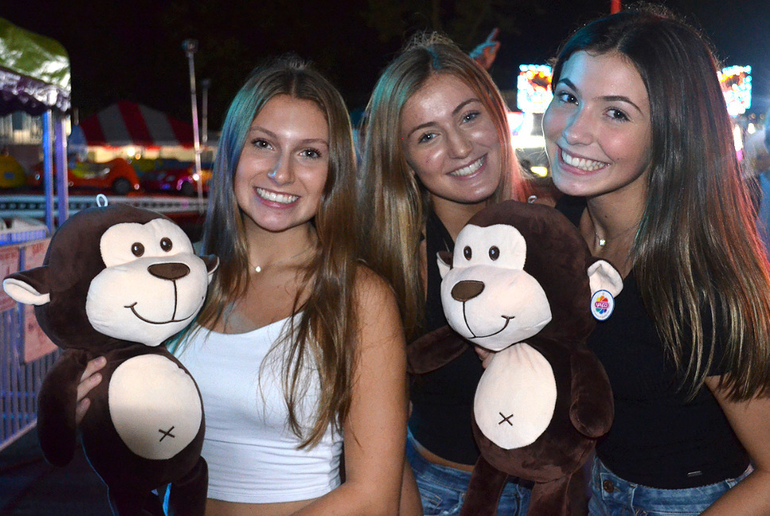 Scenes from the St. Bart's Italian Festival in Scotch Plains - Labor Day