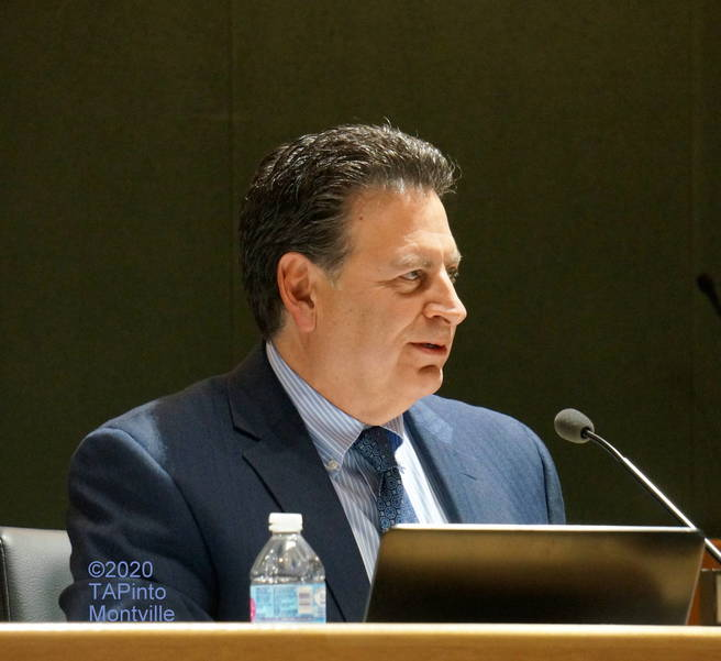 COVID and Altice Complaint: Montville Township Committee Mtg Nov. 17