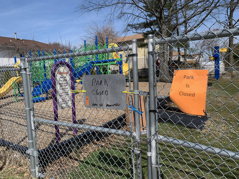 Moonachie Park closed due to corona March 2020 by Katie A.jpg