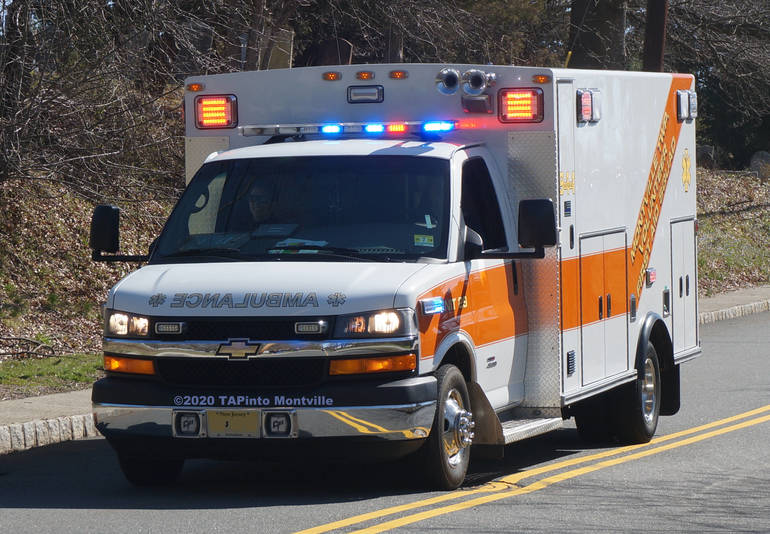 Montville Township First Aid Squad ©2020 TAPinto Montville.JPG