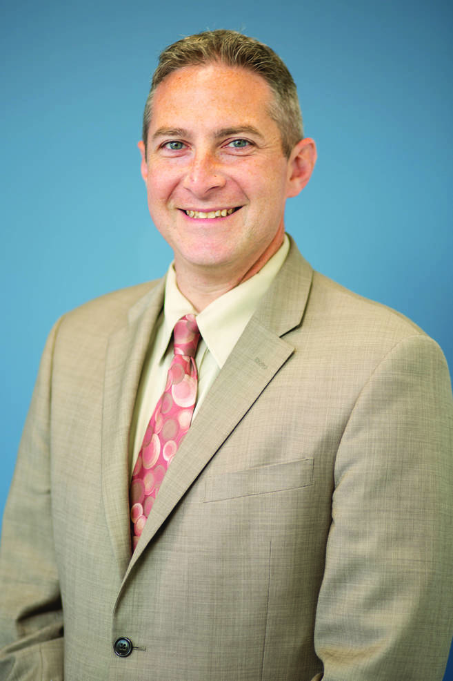 Mayor Matthew Moench