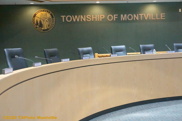 Montville Municipal Building Meeting Chambers ©2020 TAPinto Montville.JPG