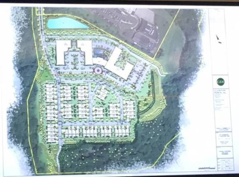 Drawings for Mountainview Housing