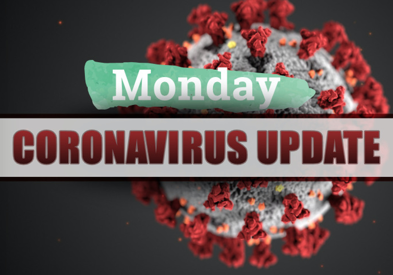 Monday Coronavirus Update For Coral Springs, and More News