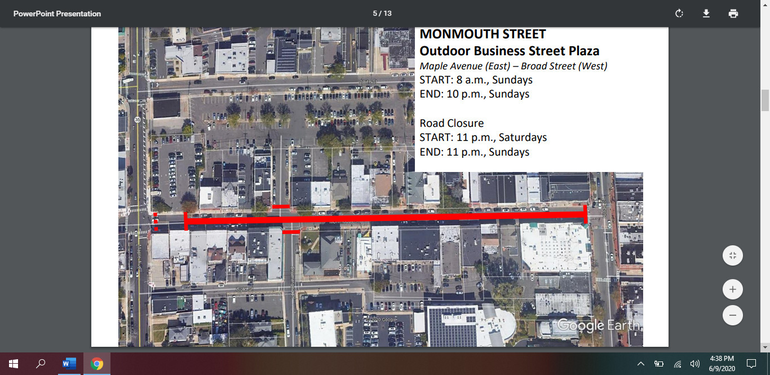 Monmouth St Closure.png