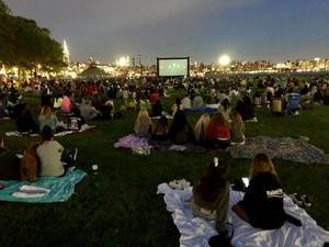 Hoboken Announces Movies Under The Stars Lineup