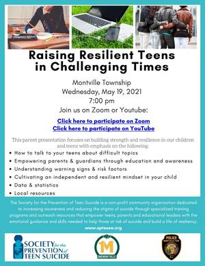 Local Event Helps You Talk to Your Teen