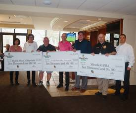 Mobile Meals of Westfield Accepts Donation From LepreCohen